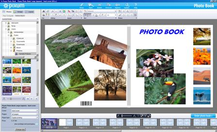 Windows 7 Pixum Photo-Book Software 4.6.8 full