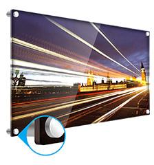 Foto hinter Acrylglas (Direktdruck) 120×80 cm von Pixum
