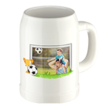 Design photo beer mug