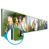 Multi photo gallery print 23.5