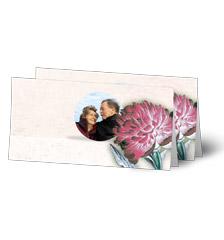 10-er Foto-Klappkarten-Set mit Design von Pixum