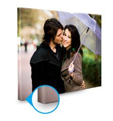 Fotoleinwand von Pixum im Format 30×30 cm