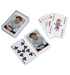 Photo playing cards (standard deck)