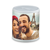 Photo money box
